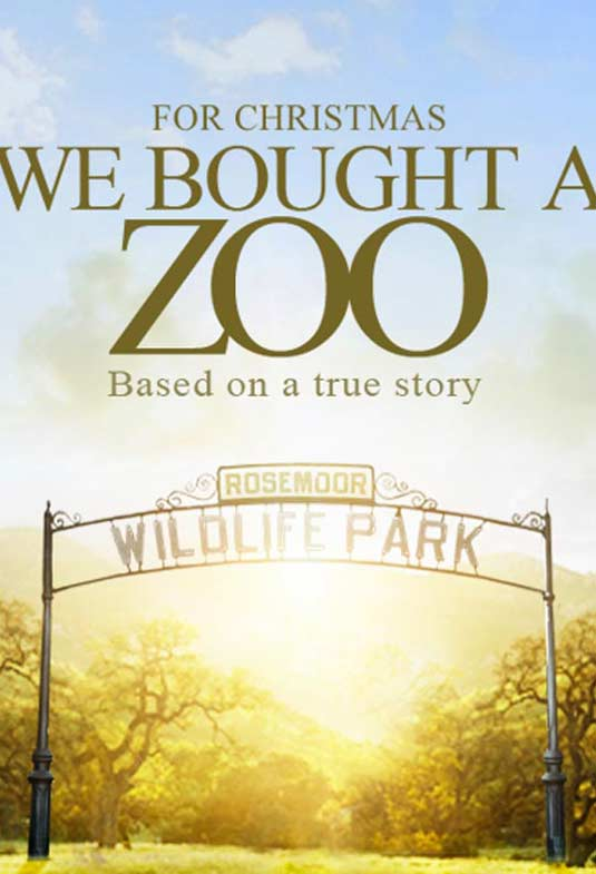 First WE BOUGHT A ZOO Trailer Starring Matt Damon and ...