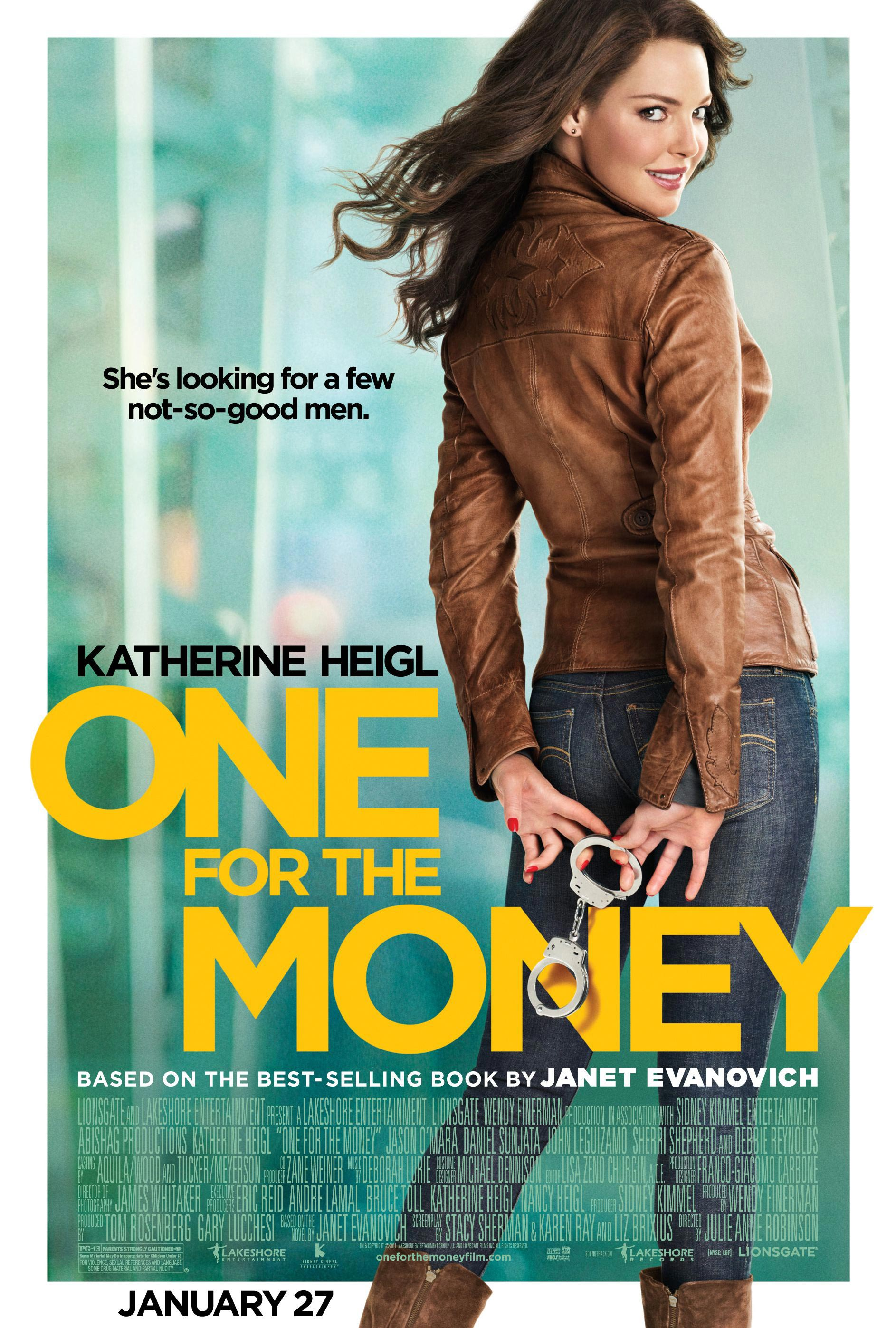 One for the money posters