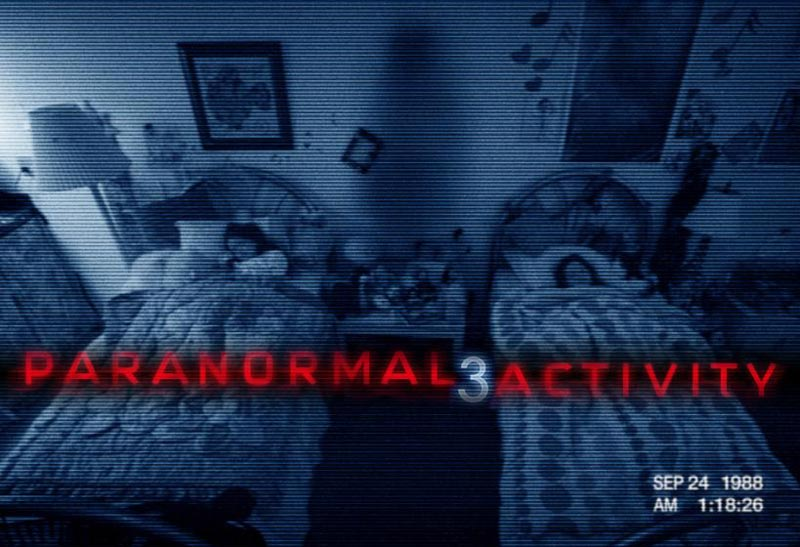 Image result for paranormal activity 3 poster