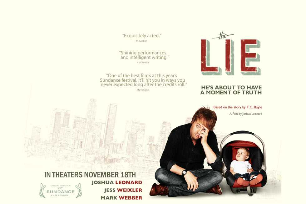 The Lie movie