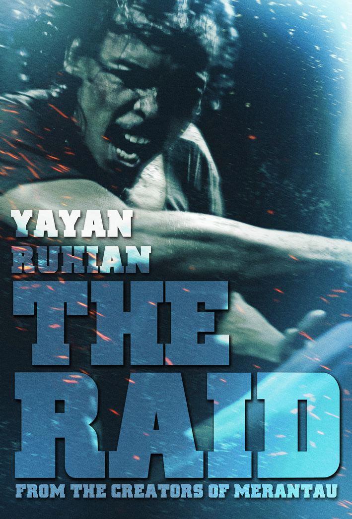 The Raid Poster #1