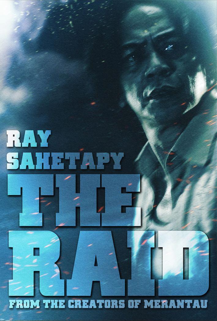 The Raid Poster #3