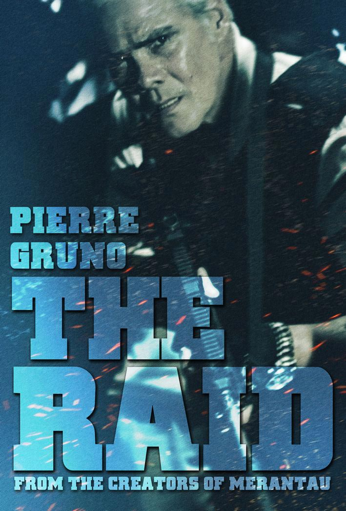 The Raid Poster #2