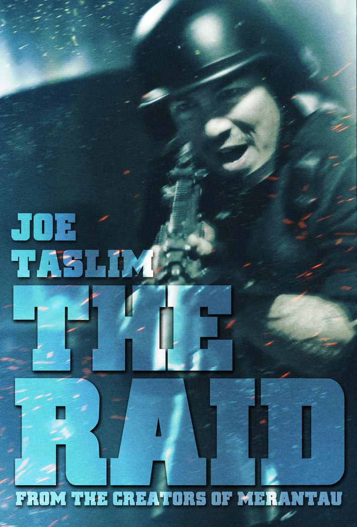 The Raid Poster #5