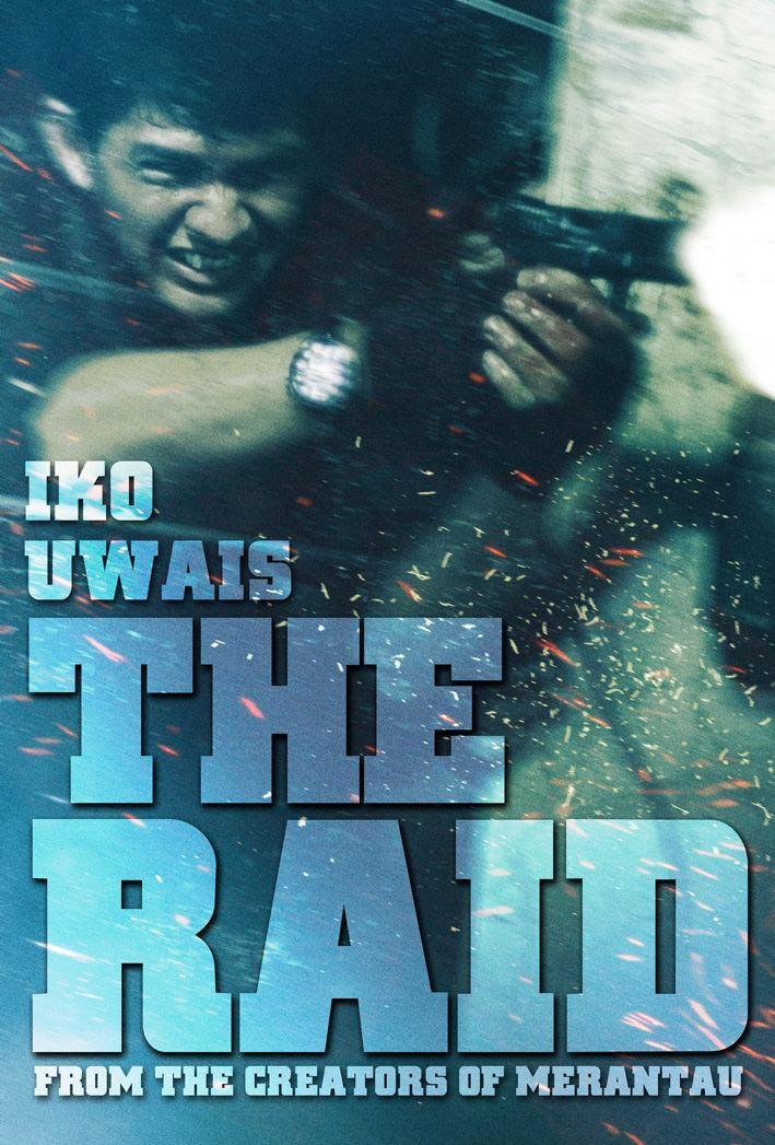 The Raid Poster #4