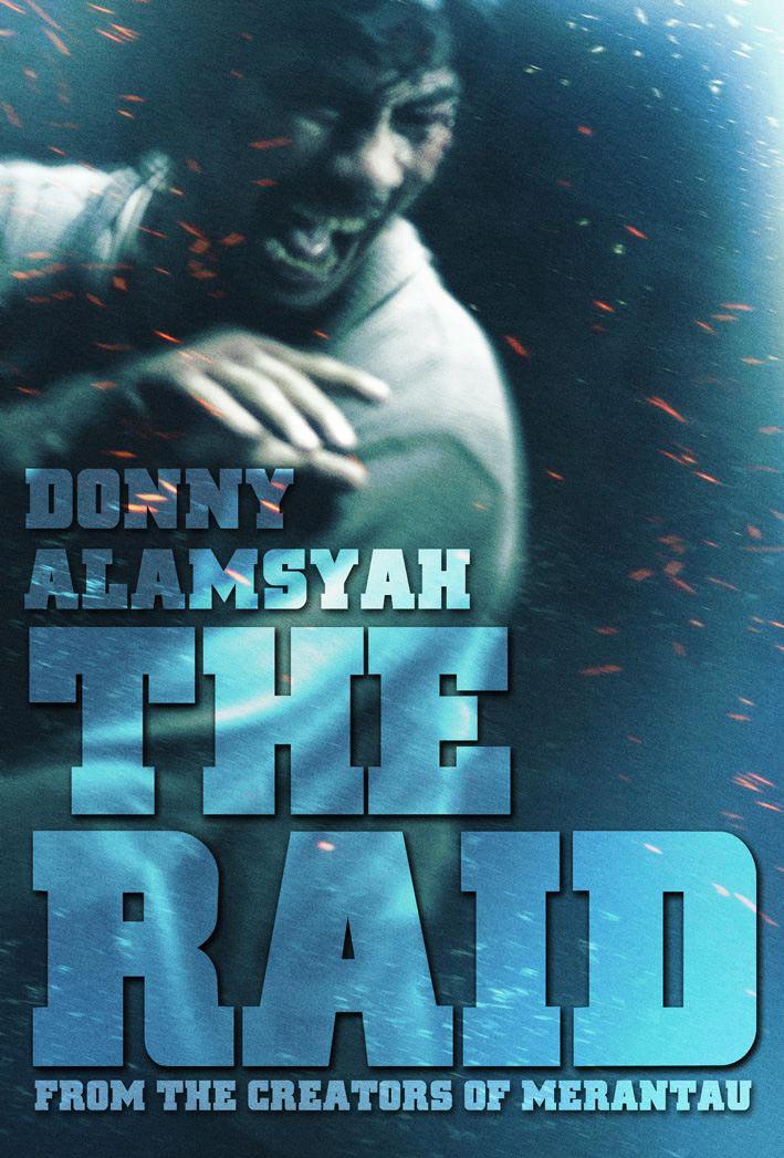 The Raid Poster #6