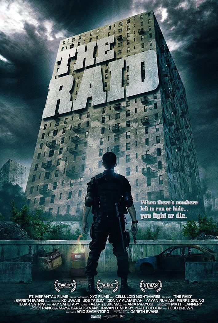 The Raid Poster #7