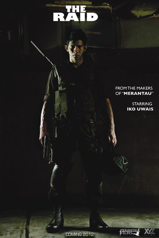 The Raid Poster #8