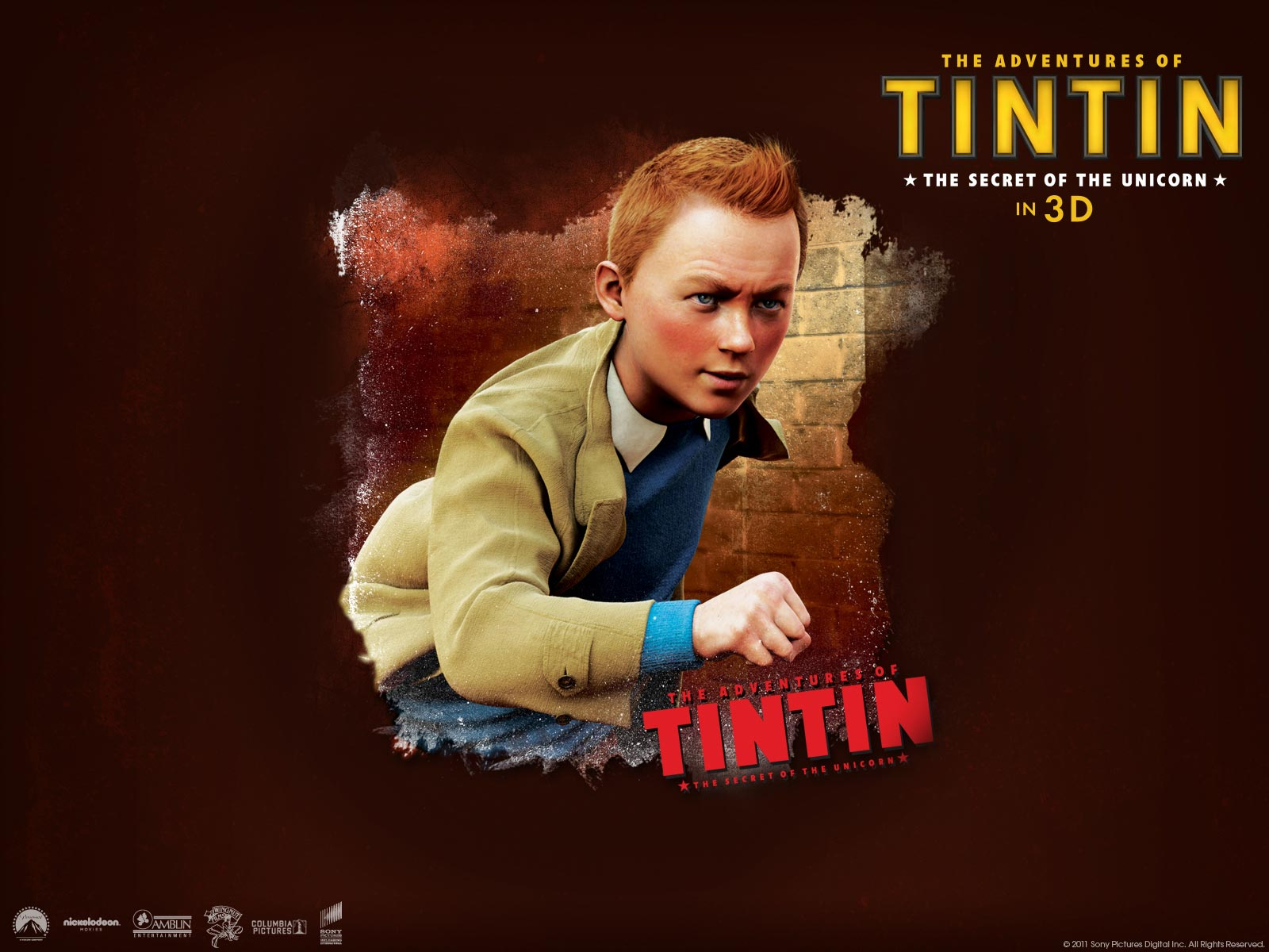 adventure of tintin To the untutored eye, tintin is little more than a cub reporter with curiously   they might even go to see the adventures of tintin at the theatre.