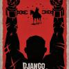 Django Unchained poster by Federico Mancosu