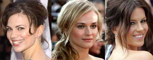 Hayley Atwell, Diane Kruger and Kate Beckinsale