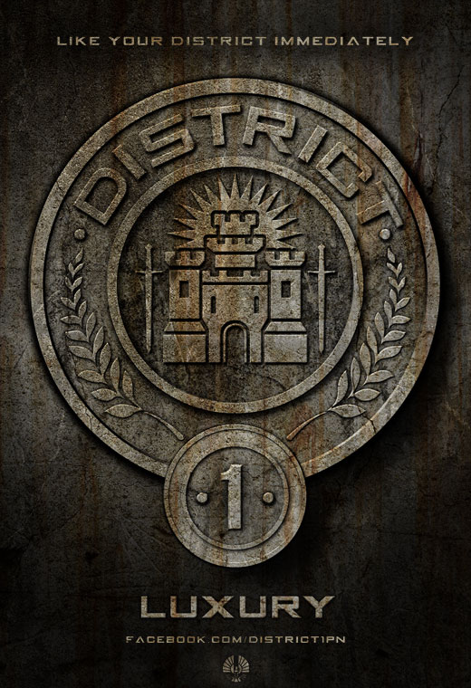 The Hunger Games, District 1