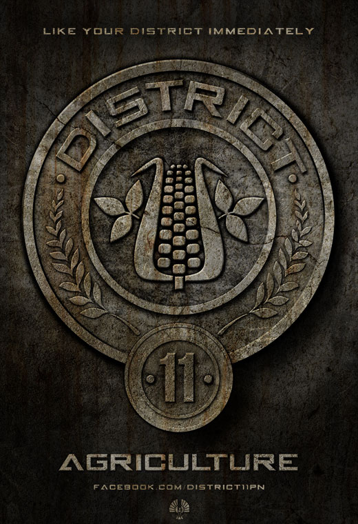 The Hunger Games, District 11