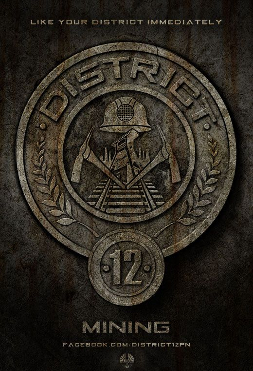 The Hunger Games, District 12