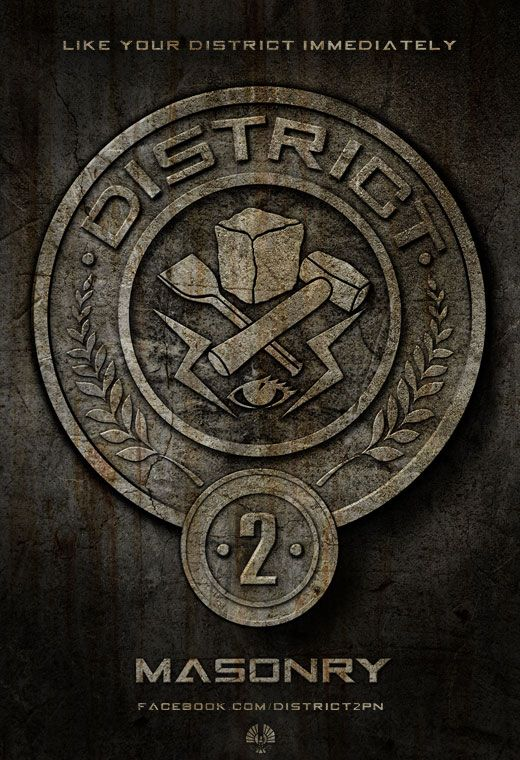 The Hunger Games, District 2