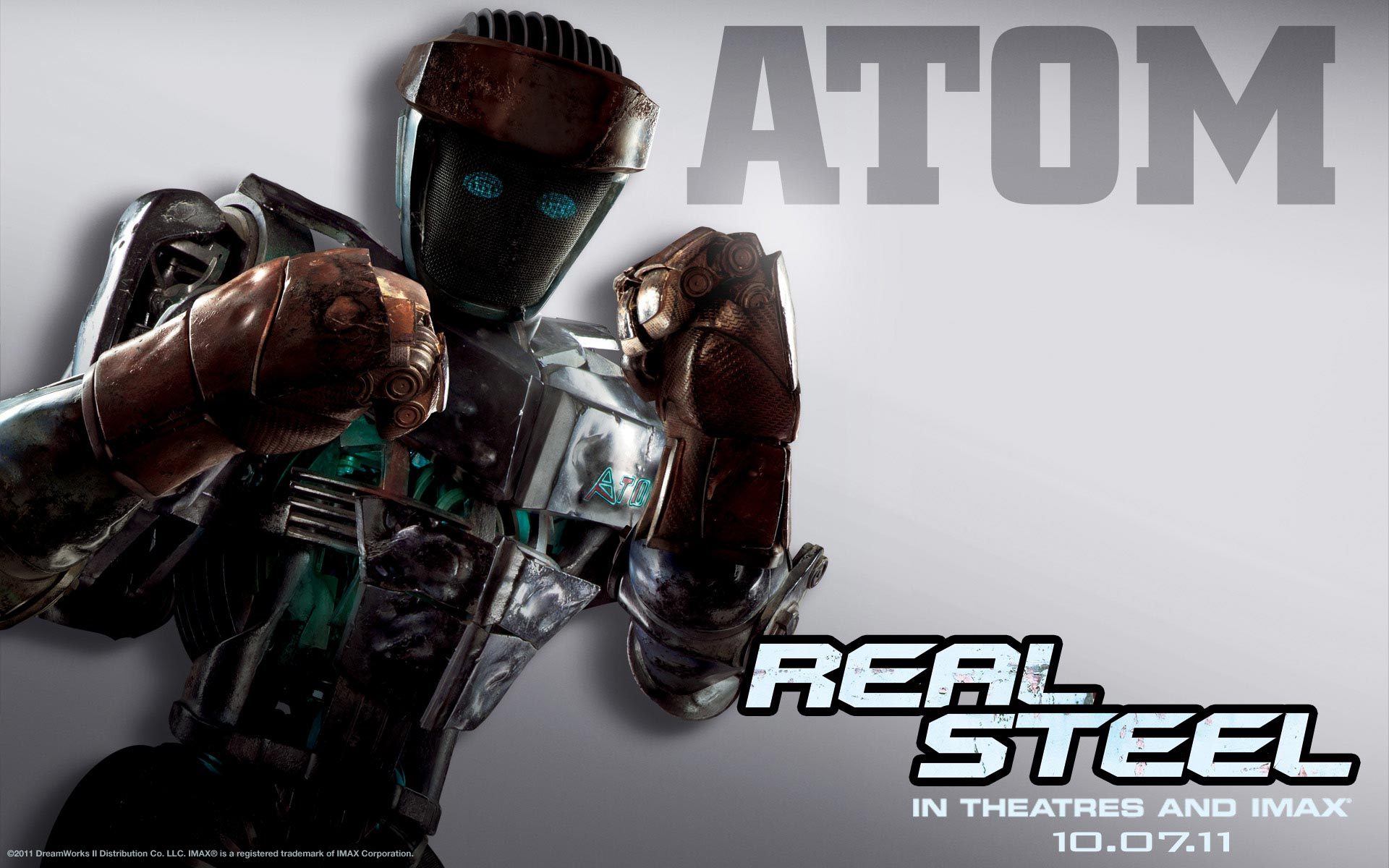 REAL STEEL Wallpapers