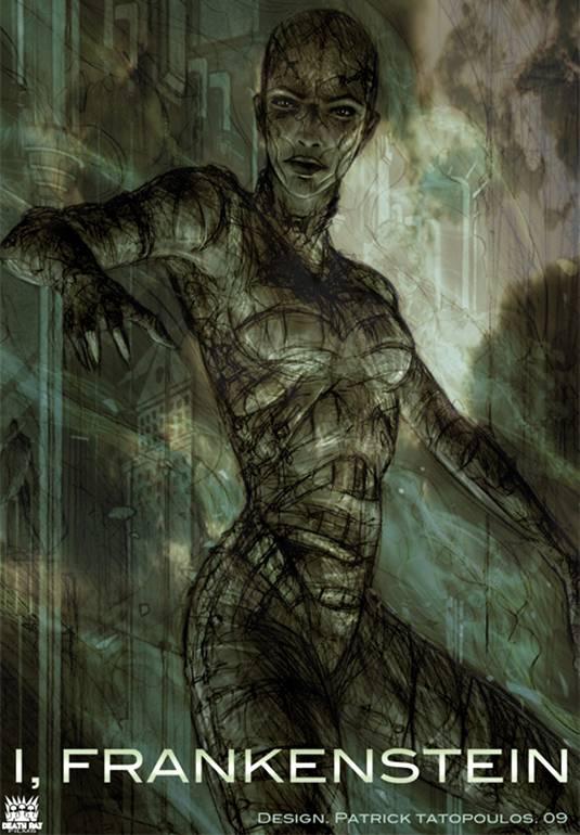 I Frankenstein-concept-Bride
