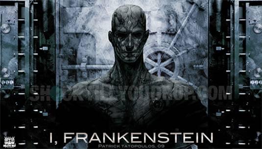 I Frankenstein-concept-monster