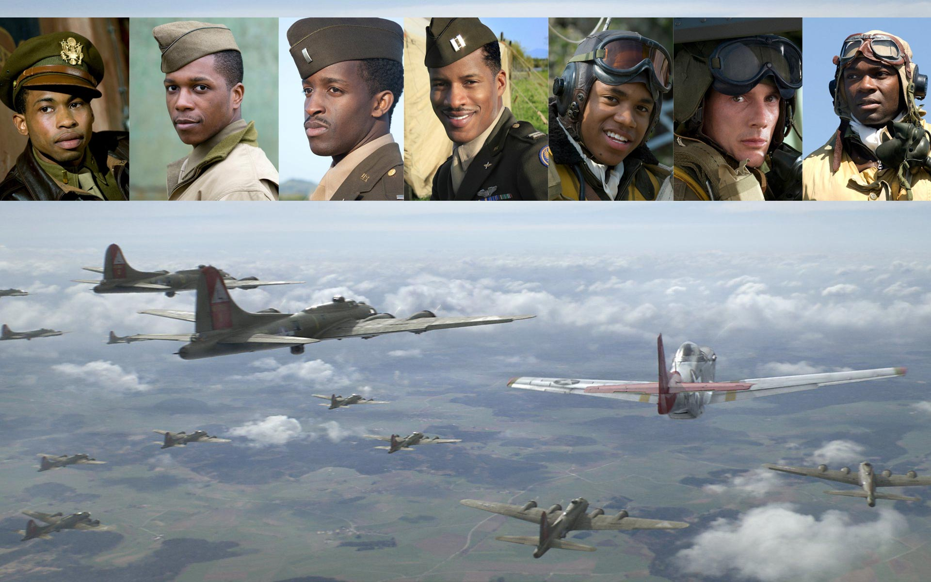 Third RED TAILS Movie Trailer - FilmoFilia