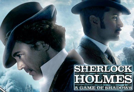 انفراد تام : النسخة الـ BRRip للجزء الثاني المنتظر لفيلم الاكشن والغموض الرائع Sherlock.Holmes.2 2011 مترجم + النسخة الاصلية تحميل مباشر على اكثر من سيرفر صاروخي  Sherlock-holmes