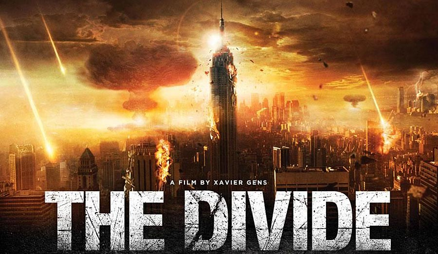 Second The Divide Poster And Three Clips Filmofilia