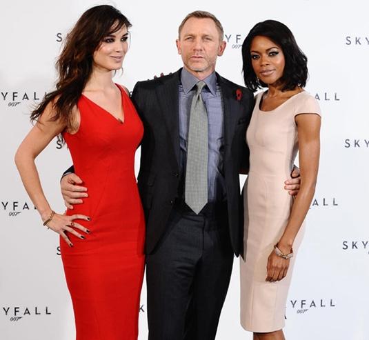 James Bond Skyfall 1