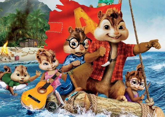 alvin and the chipmunks chipwrecked free