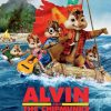 Alvin and the Chipmunks:Chipwrecked Poster