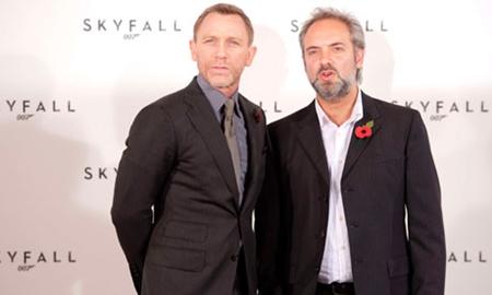 James Bond Skyfall 2