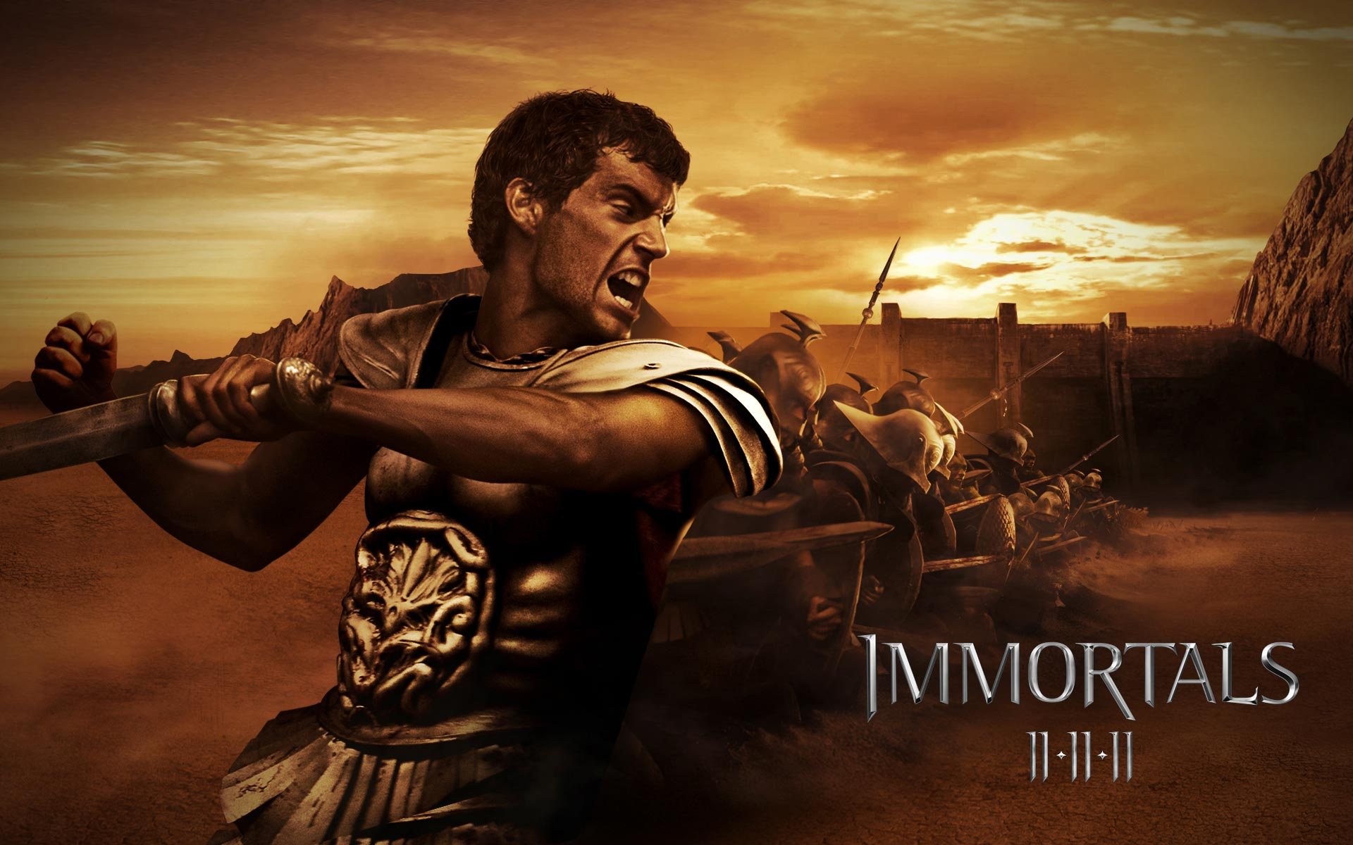 Weapons & Armor of the Ancient World: The Immortal David Wenham