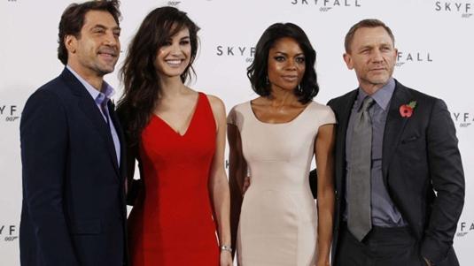 James Bond Skyfall 3