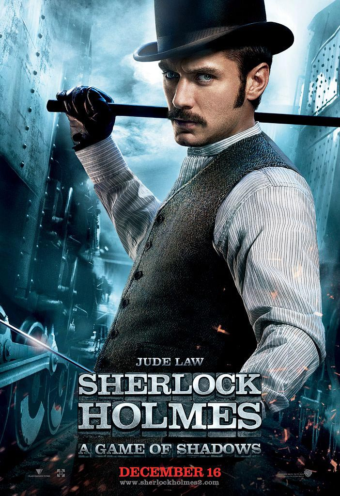 Sherlock Holmes: A Game of Shadows (2011film) | Theiapolis