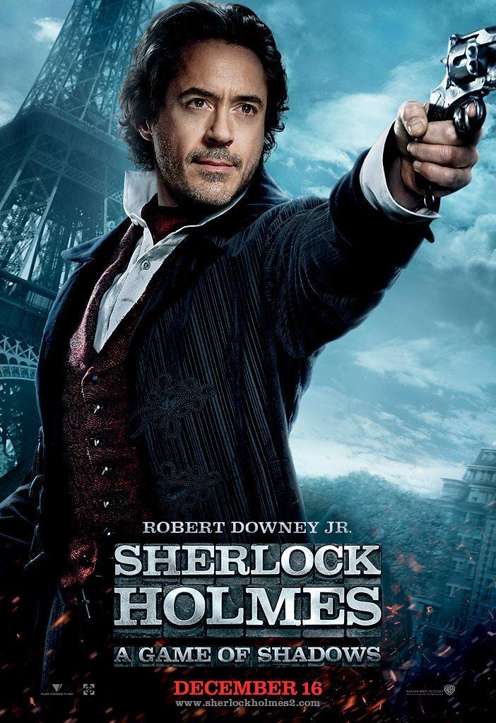 Stream Sherlock Holmes