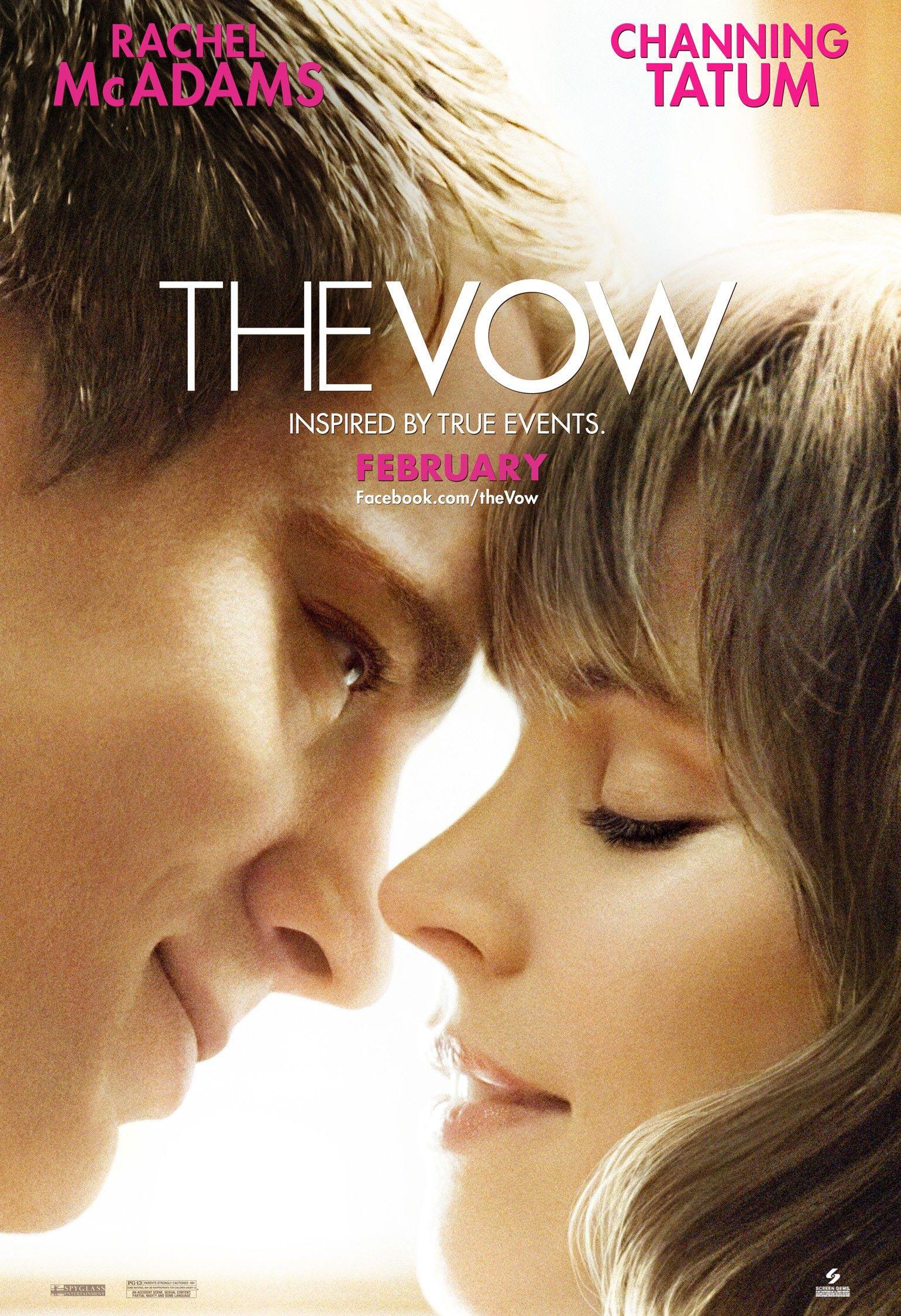 Channing Tatum Jessica Lange Michael Sucsy Rachel McAdams The Vow