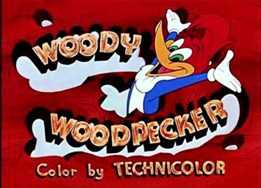 Woody Woodpecker Intro