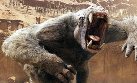 White Ape from John Carter (2012)