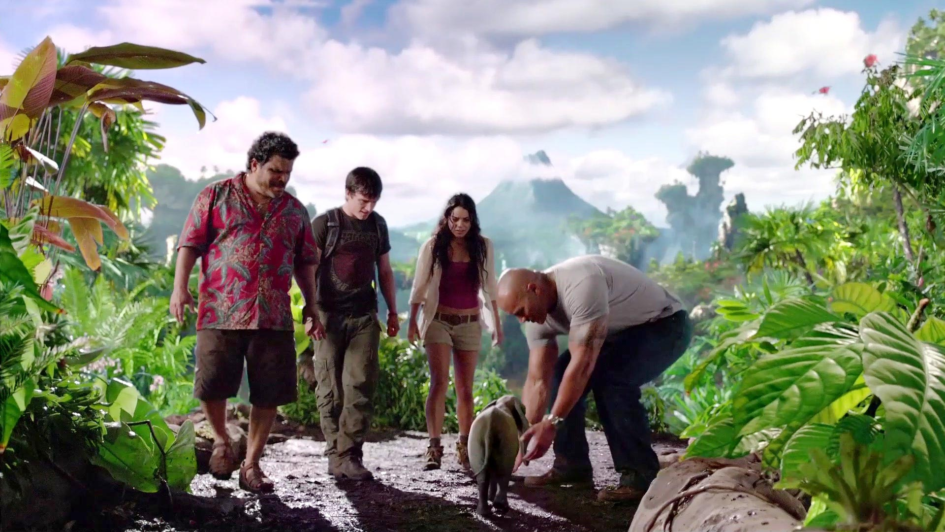 Journey 2 The Mysterious Island International Trailer