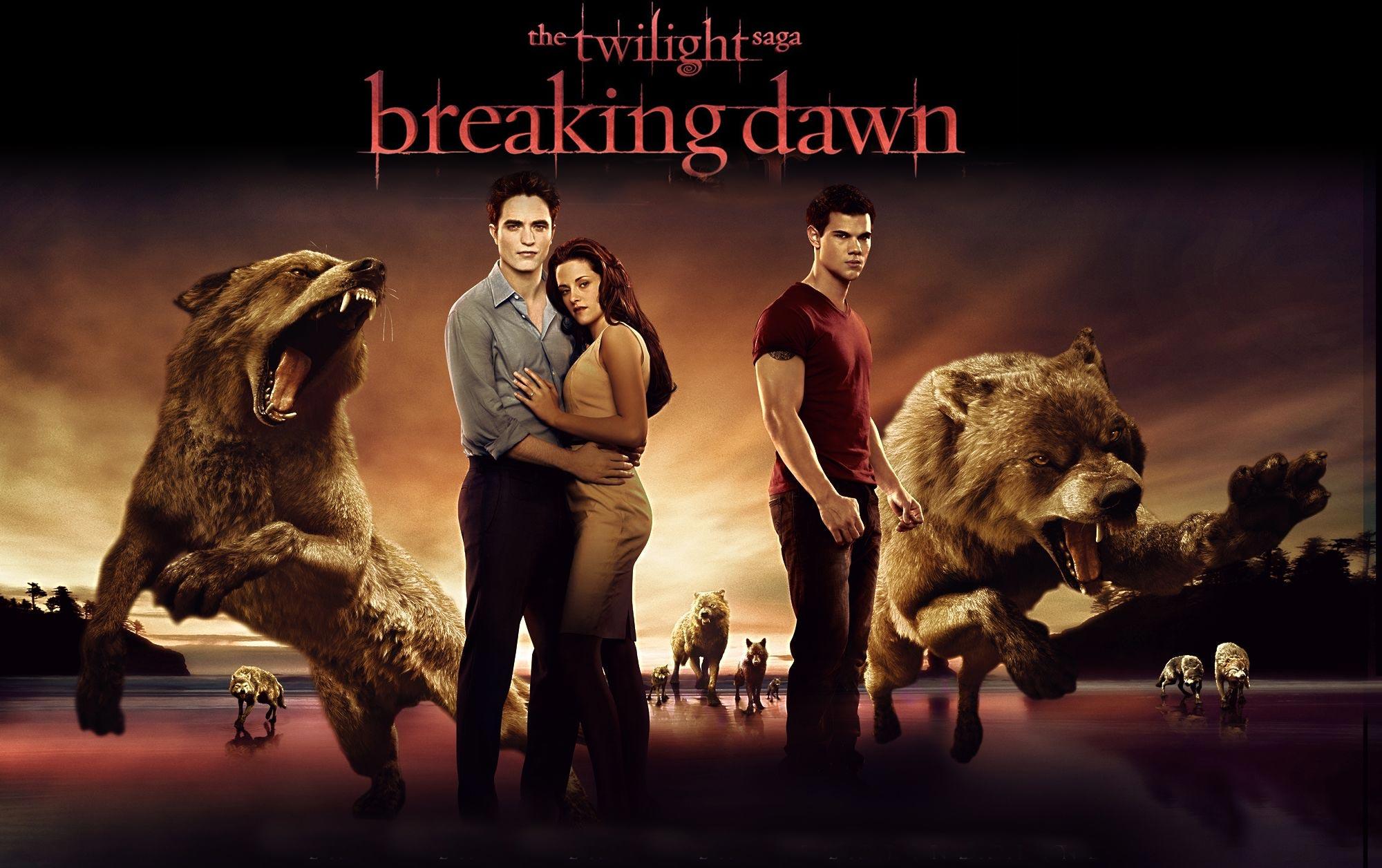 The twilight saga breaking dawn – part 1 opens tonight and i'm