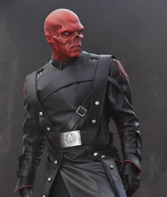 Captain America: The First Avenger - Red Skull