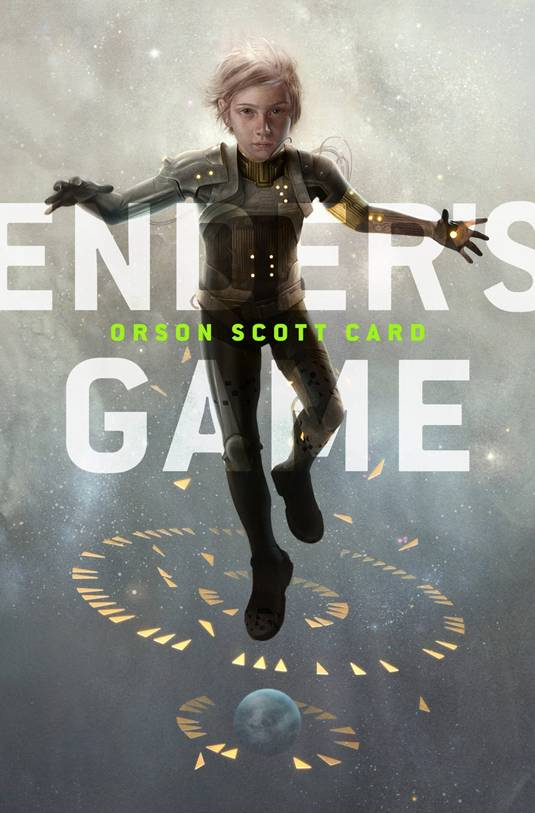 Ender's Game - Sam Weber's Cover