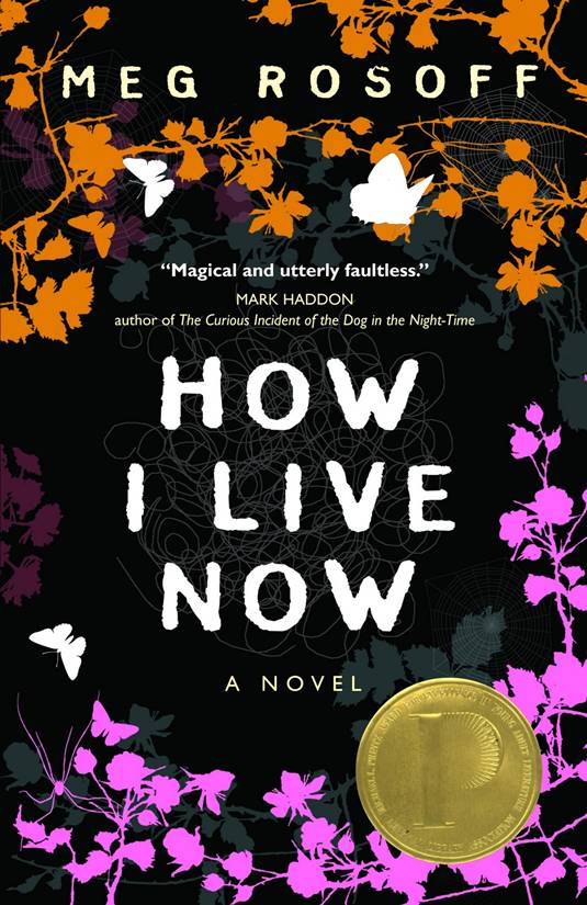 How I Live Now, Cover