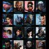 LMS Full Character List