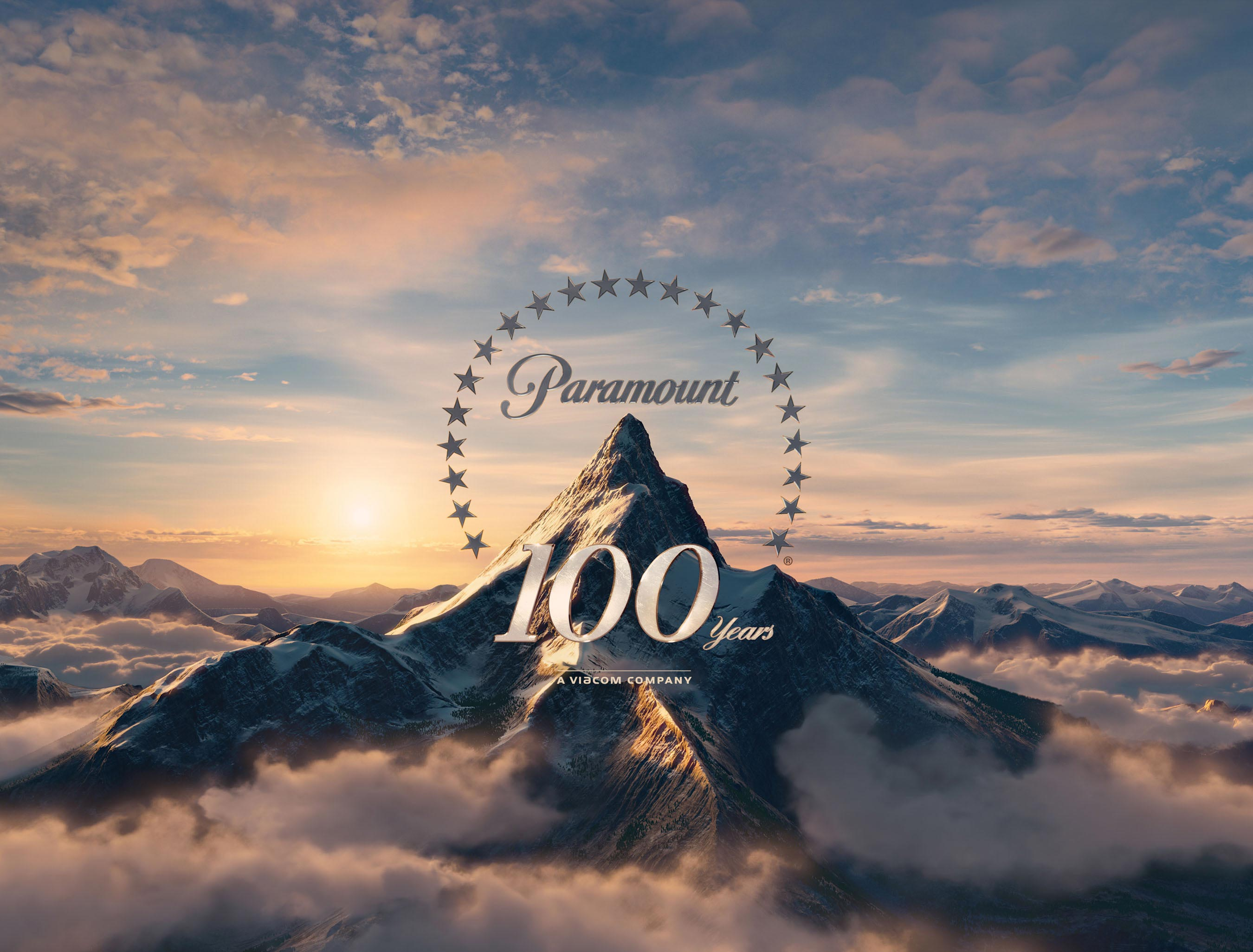 Paramount Pictures Logo 2013