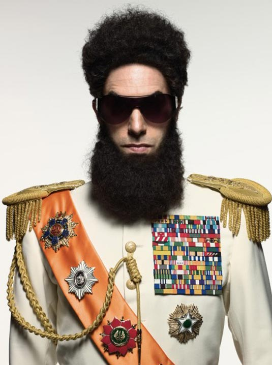 Sacha Baron Cohen - The Dictator