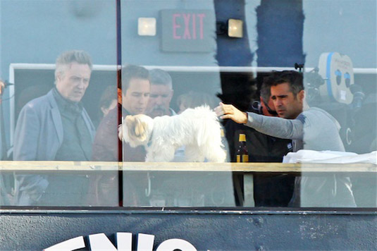 Seven Psychopaths - Christopher Walken, Sam Rockwell, Colin Farrell