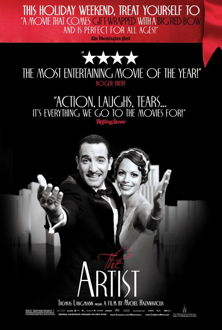 The Artist-Holiday Poster