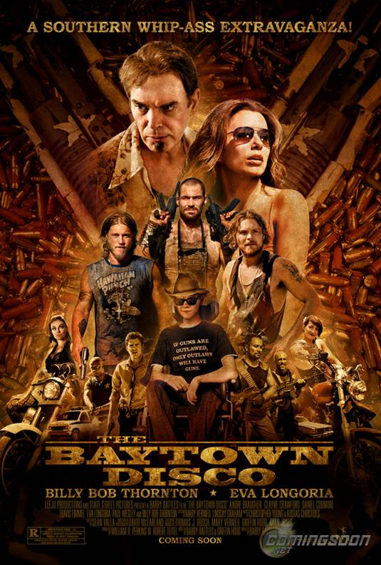 The Baytown Disco - Poster