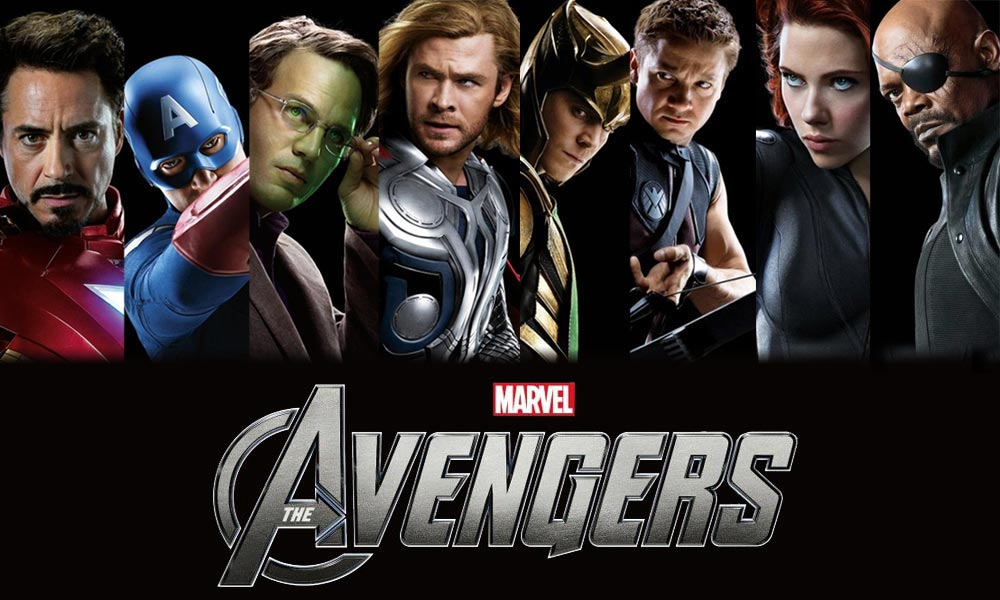 The Avengers Movie: THE AVENGERS: 8 New Character Posters