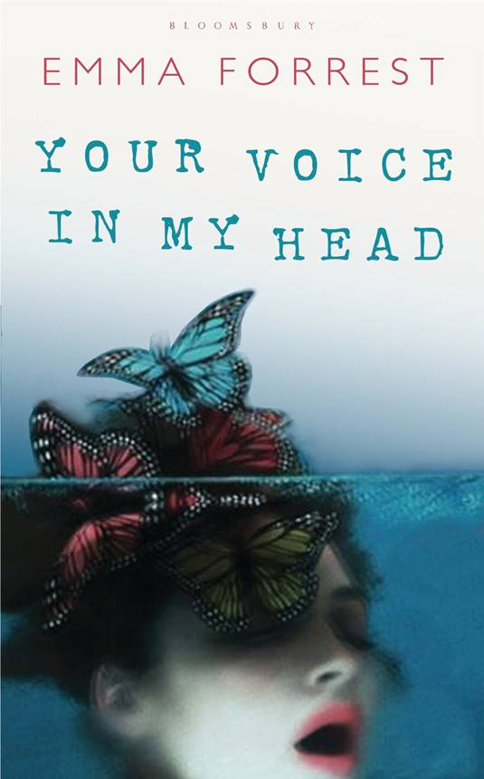 Your Voice in My Head, Cover