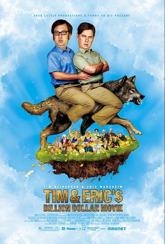 Tim and Eric's Billion Dollar Movie Poster